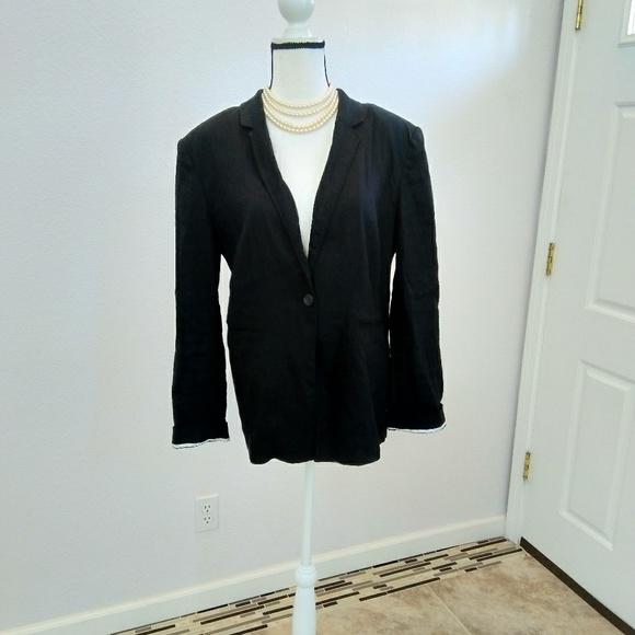 Halogen Jackets & Blazers - Halogen black blazer size xlarge